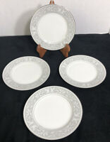 "Mikasa Fine China ""Winthrop"" Bread & Butter Plates 6 1/2"" (set of 4)"