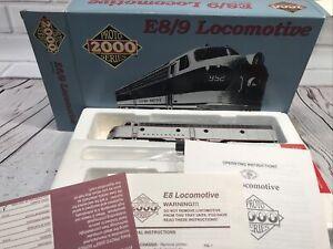 Proto 2000 HO E8/9 Loco. CB&Q # 9941B
