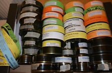 35mm film trailers/teasers, job lot over 40 reels, inc ads, some unidentified