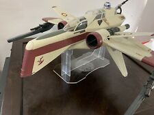 Acrylic Display Stand For Hasbro Star Wars ARC-170 Clone Wars Vehicle