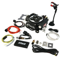 FiTech Fuel Injection 30002 Go EFI 4- 600 HP System Matte Black Throttle Body