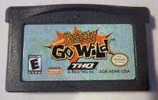 Rugrats Go Wild Game Boy Advance