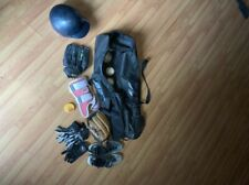 MIZUNO Glove Mitt Baseball/Softball Bag Kit Cleats