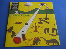 LP ITALIAN PROG BLUE PHANTOM - DISTORTIONS - UK PRESS