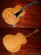1947 D'Angelico Tenor archtop guitar (#DAN0002)