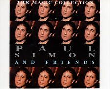 CD  PAUL SIMON AND FRIENDS	the magic collection HOLLAND  EX (A0009)