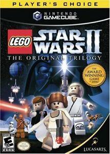 Lego Star Wars 2 Original Trilogy Nintendo Gamecube