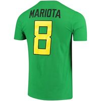 "NWT - Nike Oregon Ducks Marcus Mariota ""8"" Jersey Style T Shirt (L) Titans"