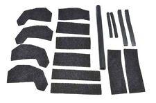 JK Freedom Hard Top Seal Replacement Kit - Fix Air Leaks - Jeep Wrangler JK
