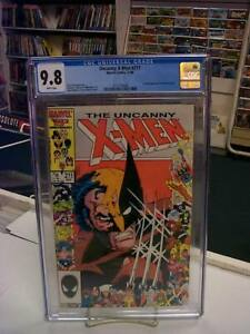 UNCANNY X-MEN #211 (Marvel Comics, 1986) CGC Graded 9.8! ~ White Pages