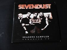 Sevendust - Seasons Sampler (Enhanced Promo CD 2003) CALL ME NO ONE PROJECTED