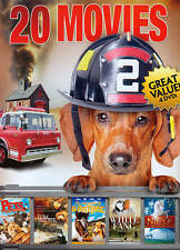 20 Movie Family Collection, Vol. 4 (DVD, 2014, 4-Disc Set)