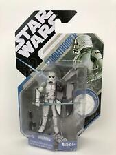 STAR WARS 30th ANNIVERSARY: McQUARRIE CONCEPT STORMTROOPER #09 w/ SILVER COIN