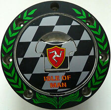 Tank Deckel Pad Honda CBR CB VFR 500 600 900 1000 1200 Isle of Man