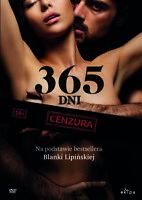 Tomasz Mandes - 365 dni (Polish movie - DVD, English subtitles) 2