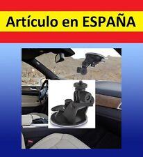 SOPORTE VENTOSA CRISTAL coche CAMARA fotos video DVR DV GPS TomTom Mobius gopro