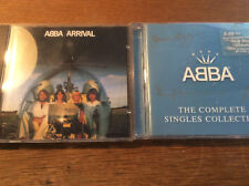 Abba [2 CD Alben] Arrival + The Complete Singles Collection