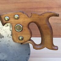 PREMIUM Quality SHARP! Tidy Vintage DISSTON No:7 SAW Antique Old Tool #344