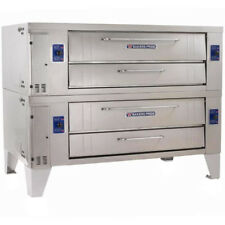New Bakers Pride Pizza Oven Y-602 Double Stacked Natural Gas - Make Offers!
