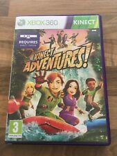 BRAND NEW KINECT ADVENTURES XBOX 360 GAME AGE 3 PLUS