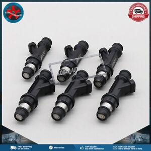 Set of 6 Fuel Injectors 25323972 For Buick Chevrolet Camaro Pontiac 3.8L V6