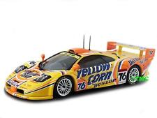 """McLaren F1 GTR """"Amarillo Corn """" #76 JGTC 2002 / MINICHAMPS 1:43"""