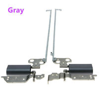 NEW Left & Right LCD Hinges (Gray) For Dell Inspiron 11 2-in-1 3000 3168 3179