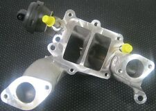 NEW GENUINE AUDI A8 Q7 4.2 V8 TDI EGR EXHAUST GAS CONTROL FLAP - 057 131 063 D