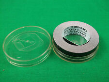 """GENUINE DYMO QUALITY 1/2"""" LABEL MAKING EMBOSSING TAPE"""