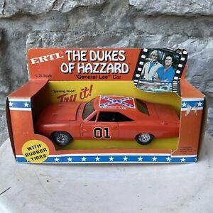 1981 Ertl GENERAL LEE Die CAST Car 1:25 DUKES OF HAZZARD Collectible VTG NOS Toy