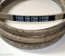 [TOR] [106-7369] Toro V Belt Z Master 74418 74421 74441 74442 74445 74448 74449