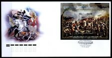 Völkerschlacht geg.Napoleon.Kosaken-Attacke bei Leipzig am 04.10.13.FDC.Rußland