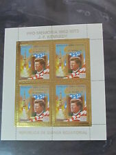 Equatorial Guinea, MNH, President John F. Kennedy1963 Space Program Apolo x9701a