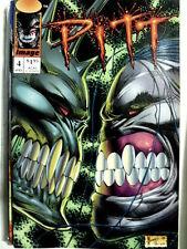 PITT n°4 1994 ed. Image Comics  [G.180]