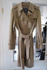 Burberry Trenchcoat Original Damen Mantel Größe 40 / UK 12