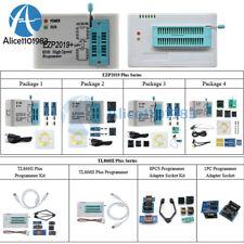 EZP2019 Plus TL866II Plus Programmer FLASH Adapter Socket EPROM BIOS AVR MCU PIC