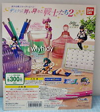 Sailor Moon Mini Desktop Figure Part 2, 5pcs - Bandai Gashapon ...h#9
