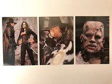 PROMO CARDS: VAN HELSING 2004 Comic Images: 3 DIFFERENT: #P1, #P2 & #P3