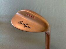 Vintage Ben Hogan Special Beryllium Copper Si Sand Iron Becu golf club vg+!