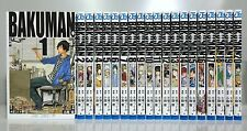 [in Japanese] Bakuman 1-20 complete set / Japanese manga comic Japan books
