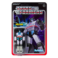 Transformers Reaction Figures by Super 7 Jazz