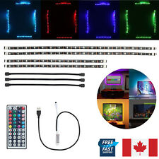 2M RGB 5050 SMD LEDs Waterproof 5V Led Strip Light 44 Key Remote Controller CA