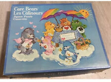 1984 Carebears 60 Pieces Puzzle Golden Jigsaw Carebears