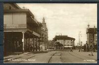 Ansichtskarte Rorschach-Hafen Bahnhof - 01358