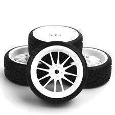 Drift Tyre Tires &Wheel Hub PP0069/PP0290 For HSP HPI RC 1:10 On-Road Car New