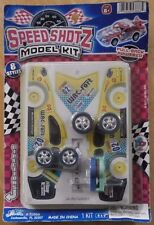 Speed Shotz Model Kit Pull Backed Power  Motor Race Car ~ NEW sealed package