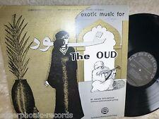 H. ARAM GULEZYAN lp EXOTIC MUSIC FOR THE OUD NUBIA LYRICHORD LLST 7303