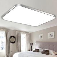 moderno cuadrado empotrado lámpara de techo lámpara panel led downlight
