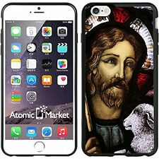 Jesus Christ Holding A Lamb For Iphone 6 Plus 5.5 Inch Case Cover