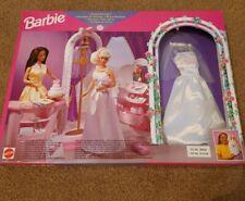 BARBIE Bridal Boutique Fashion Set 1998 RARE ! BRAND NEW UNOPENED Mattel #67792